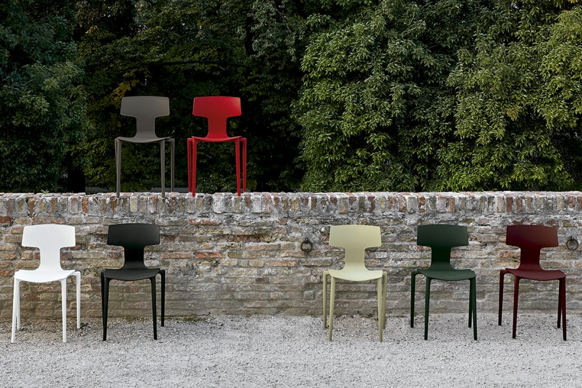 Split by Francesco Meda and Vesper by Christoph Jenni, the Colos design for hospitality projects
