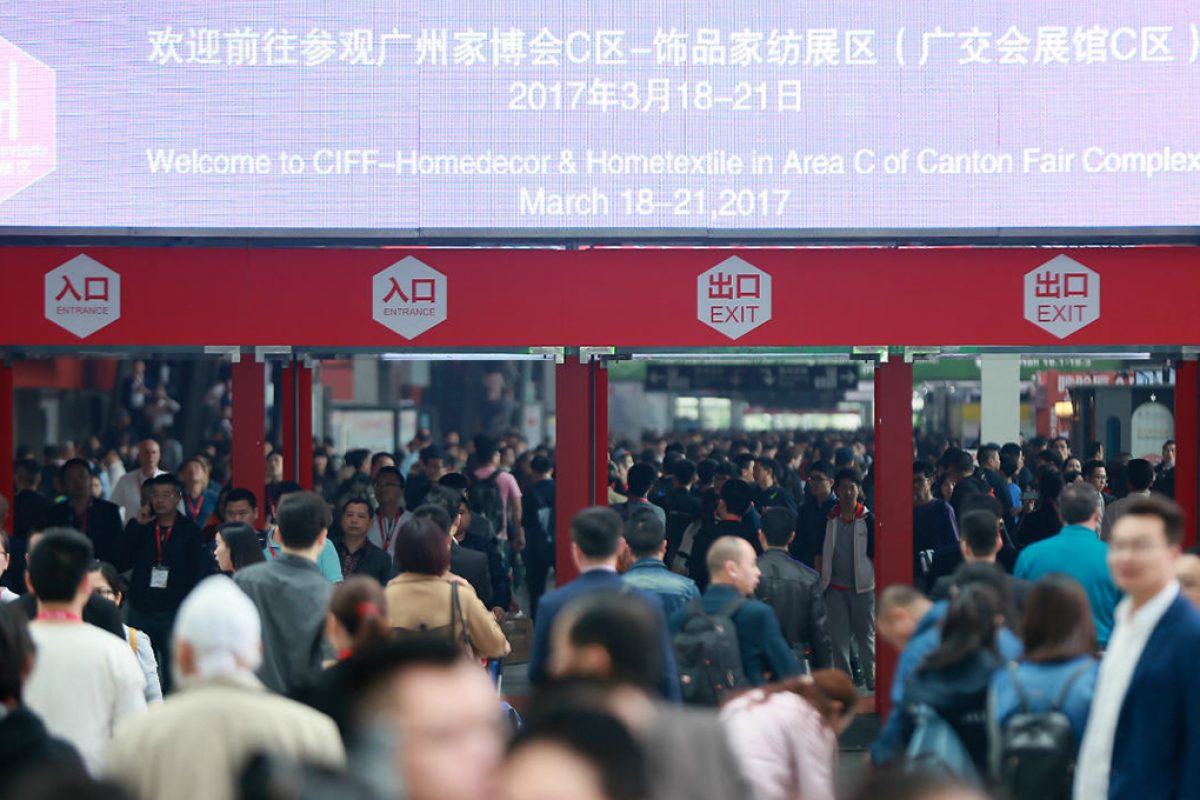 Final Report: CIFF Guangzhou 2017 stands out for the novelties presented, the growing quality levels and the increase of attendance
