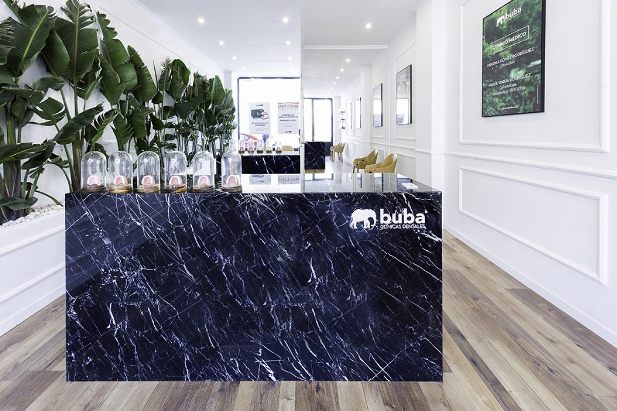 Jiménez de Nalda revolutionizes interior design concept with new Buba® Dental Clinic in Ciudad Real (Spain)