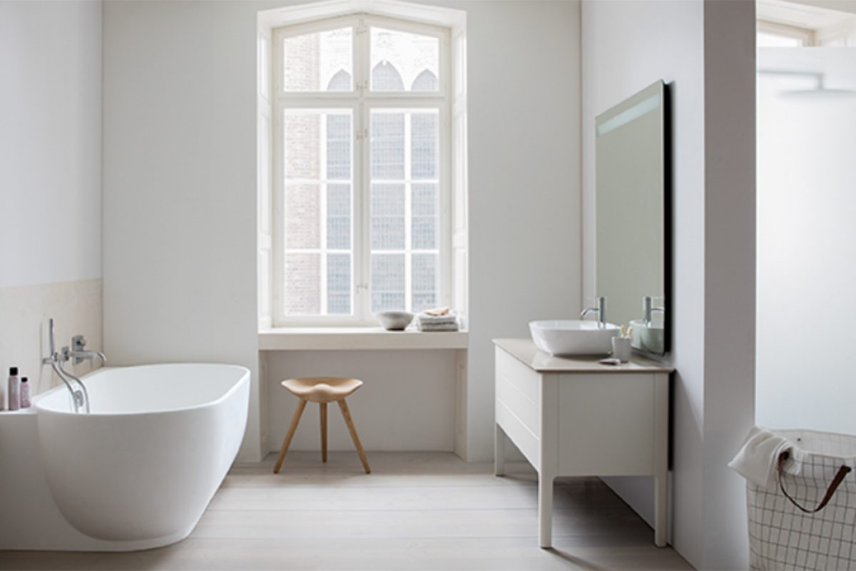 Duravit embraces Nordic Style in new collection by Cecilie Manz