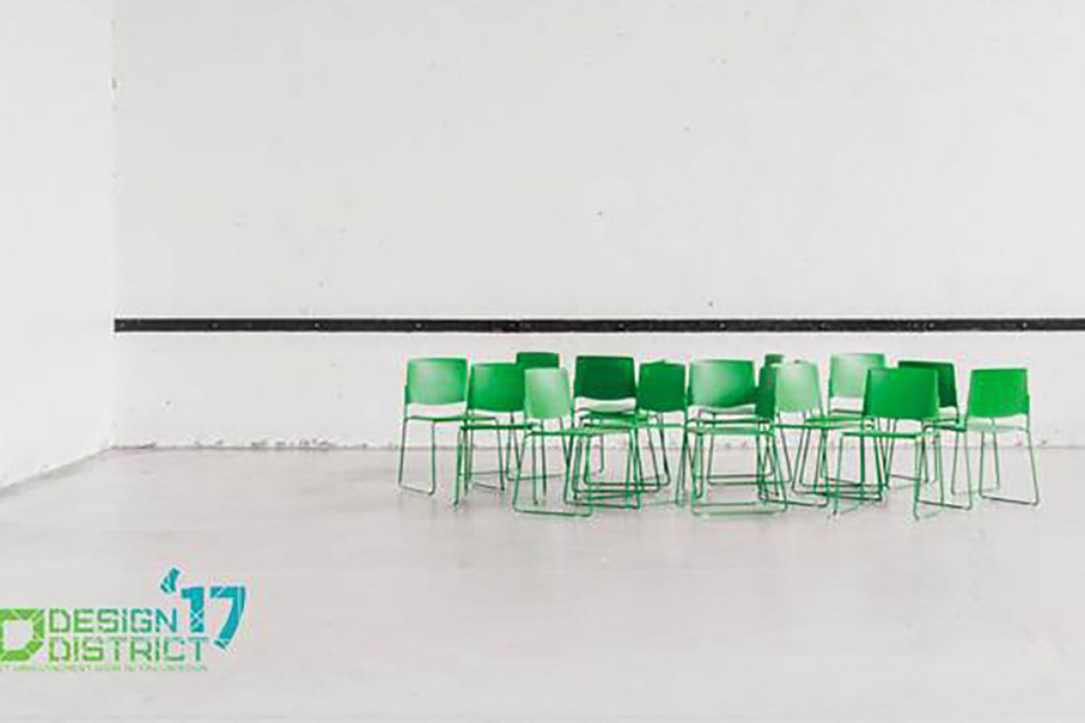 ENEA participates in Design District Rotterdam 2017, the meeting point for the interior design industry in the Netherlands