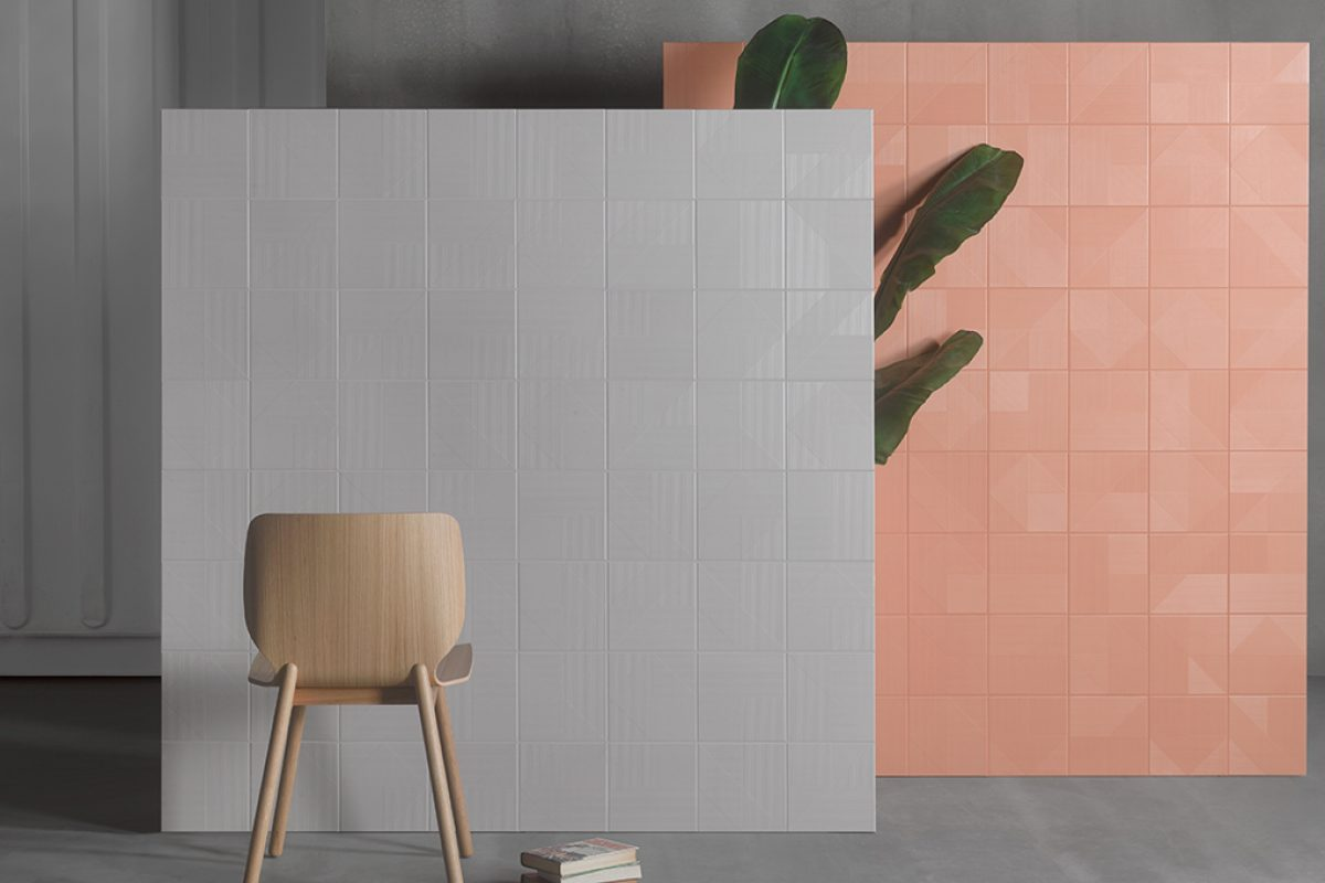 Lins by Yonoh for Harmony by Peronda. Mediterranean-inspired wall tiles