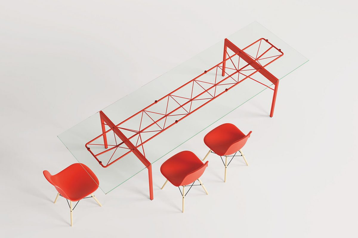 Belone launches the office furniture collection IRIS, signed by designer Gabriel Teixidó