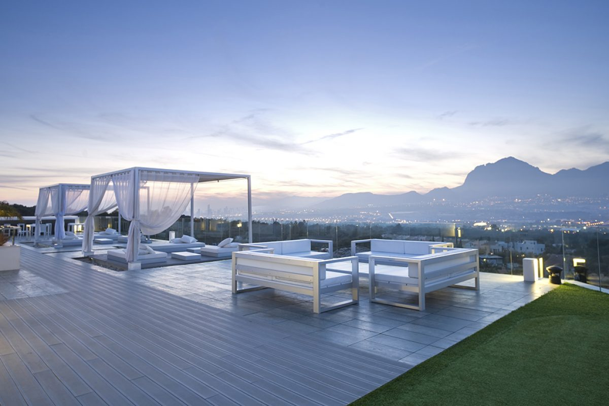 Case Studies – Gandiablasco on the most attractive hotel terraces