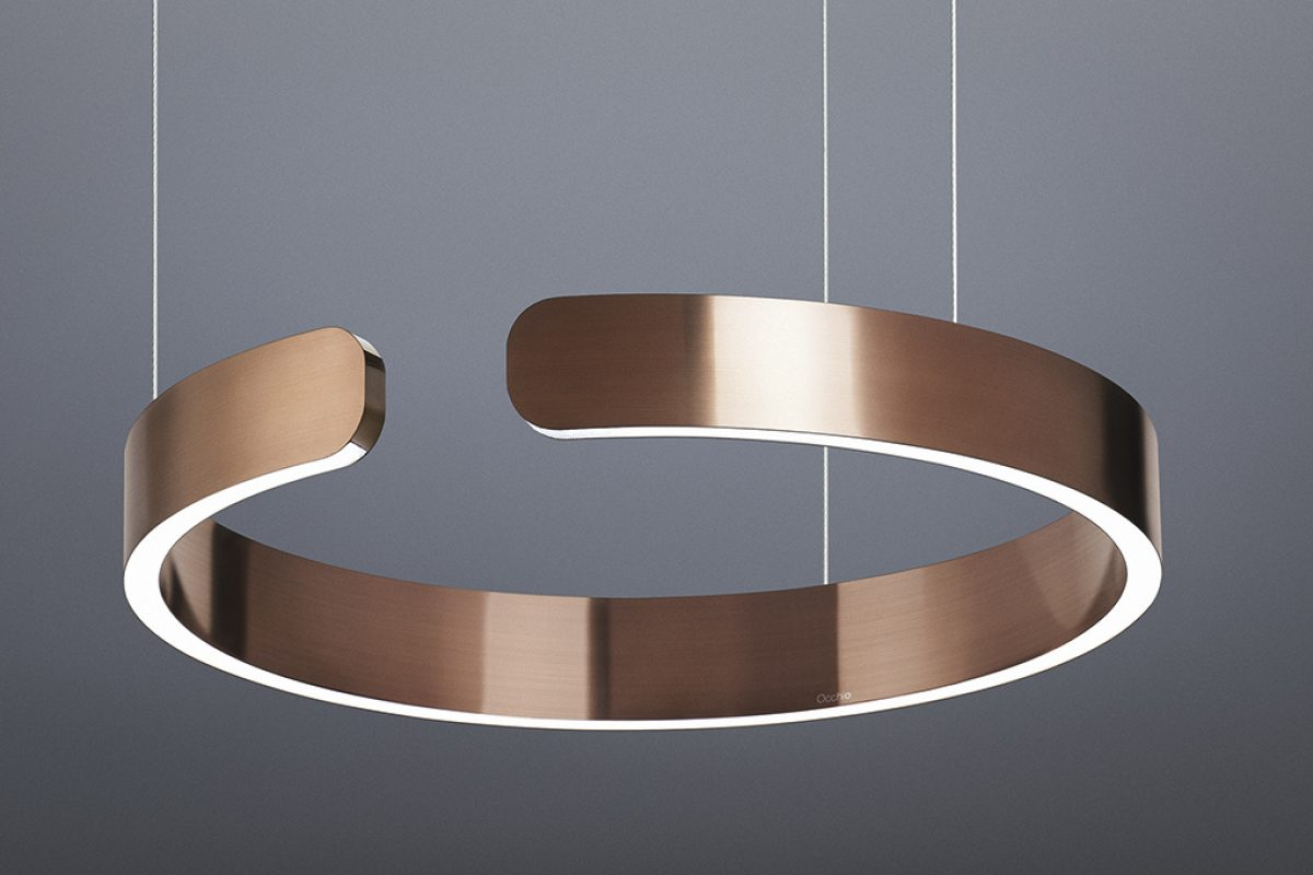 The new Mito by Occhio: A harmonious unison of sensuous design and sophisticated lighting technology