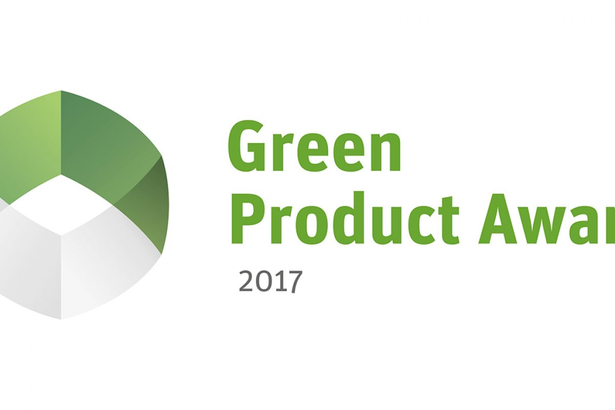 Green Product Award winners 2017 announced: the most sustainable and environmentally friendly products and services