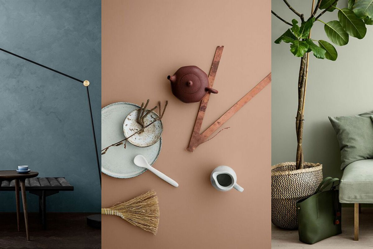 Jotun released 2018 color map for interiors at Formex Stockholm