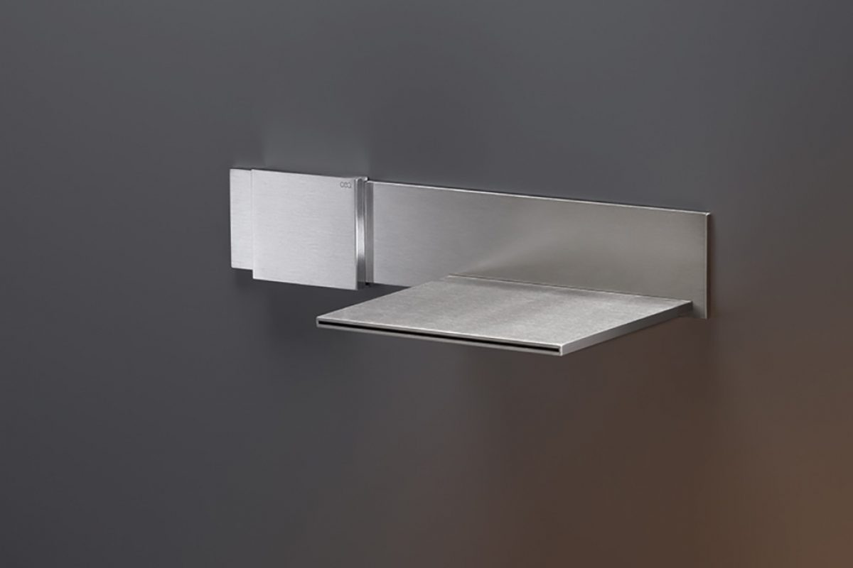 "Regolo bathroom fittings by Edoardo Gherardi for CEA Design awarded with ""Best of Best"" at Iconic Awards 2017"