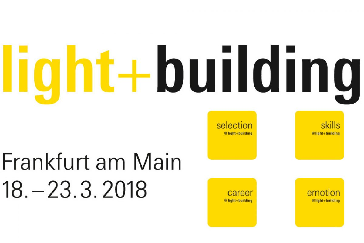 Light + Building 2018: revised structure of the programme of events