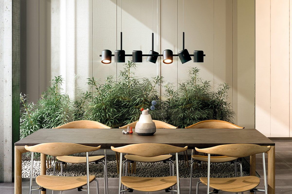 Tim Brauns designed KUP for B.lux, a new LED modular lighting system