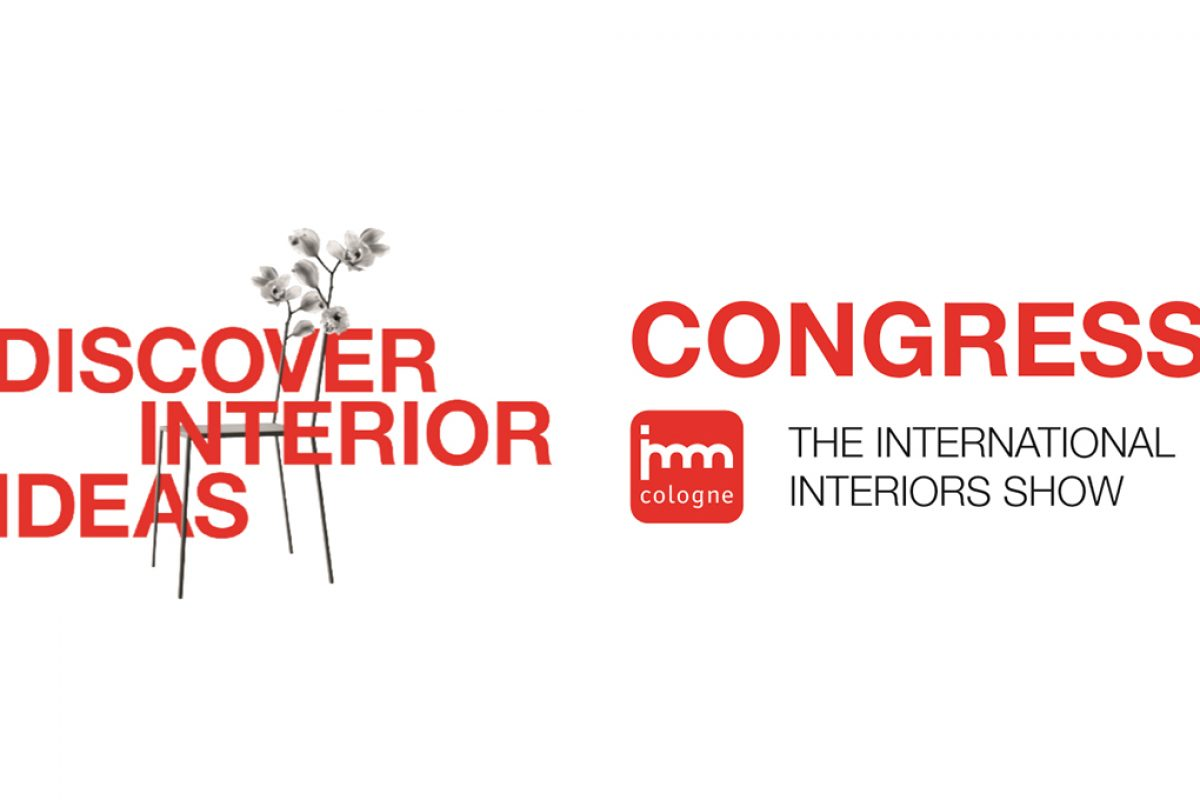 The 5th imm cologne Congress in January 2018 is dedicated to the success factors for furniture ecommerce