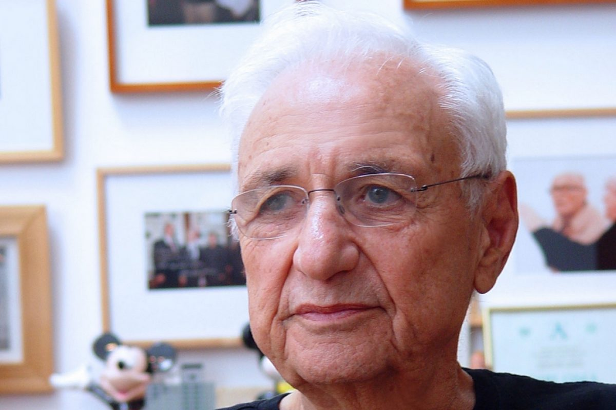 Architect Frank Gehry to be honored as 2018 Design Icon at Las Vegas Winter Market