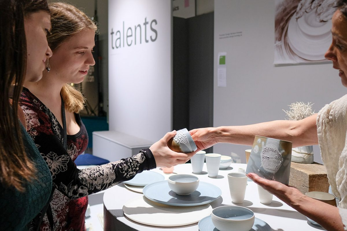 Calling all talents: apply for a place on the Tendence promotional programme by 19 March