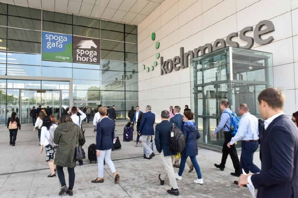 In 2018 the records continue: Spoga+gafa fair exhibitors grow every year in number