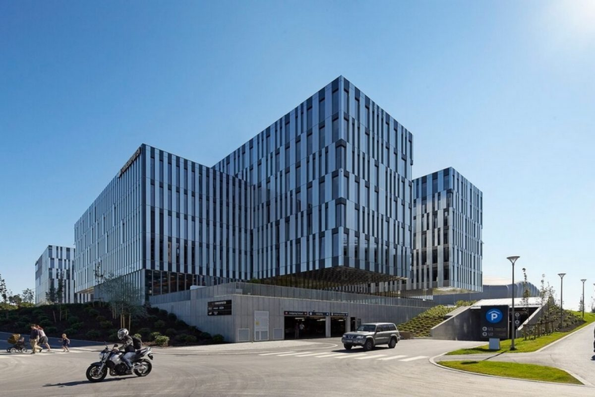 Case studies: Fornebuporten, a modern and urban building designed with WICONA solutions