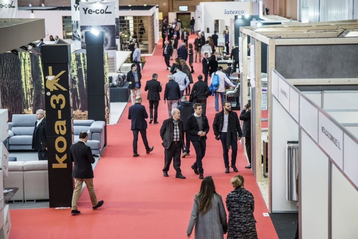 Zaragoza Furniture Fair 2018: Great success for this sixth edition with more than 48,000 professional visitors