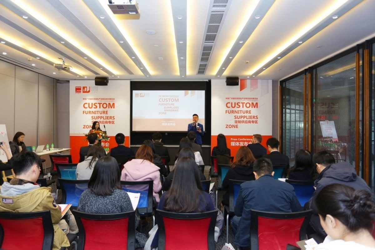 CIFM / interzum guangzhou 2018: the fair introduces the new Custom Furniture Suppliers Zone