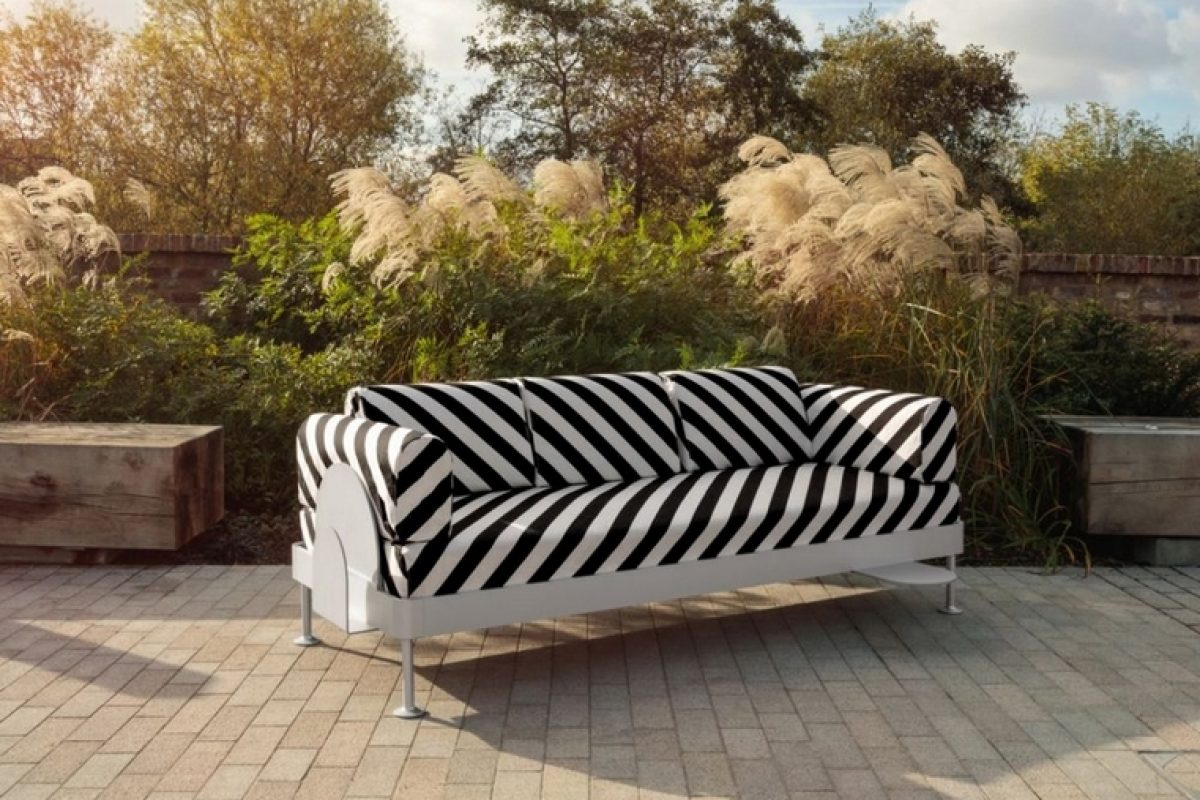 Tom Dixon and Ikea combine their creativity and inventiveness to design DELAKTIG, a functional, modular and transformative collection