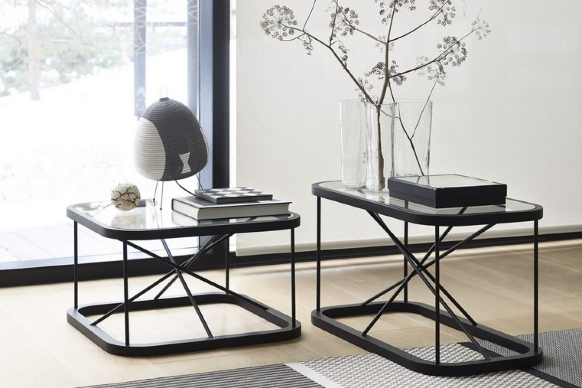 Woodnotes proves that design can be eco-friendly with the new tables collection TWIGGY by Raffaella Mangiarotti and Ilkka Suppanen