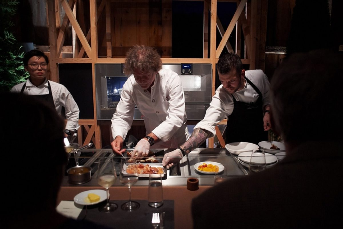 Gaggenau presents its new restaurant «Restaurant 1683»: an incredible culinary experience through the Black Forest
