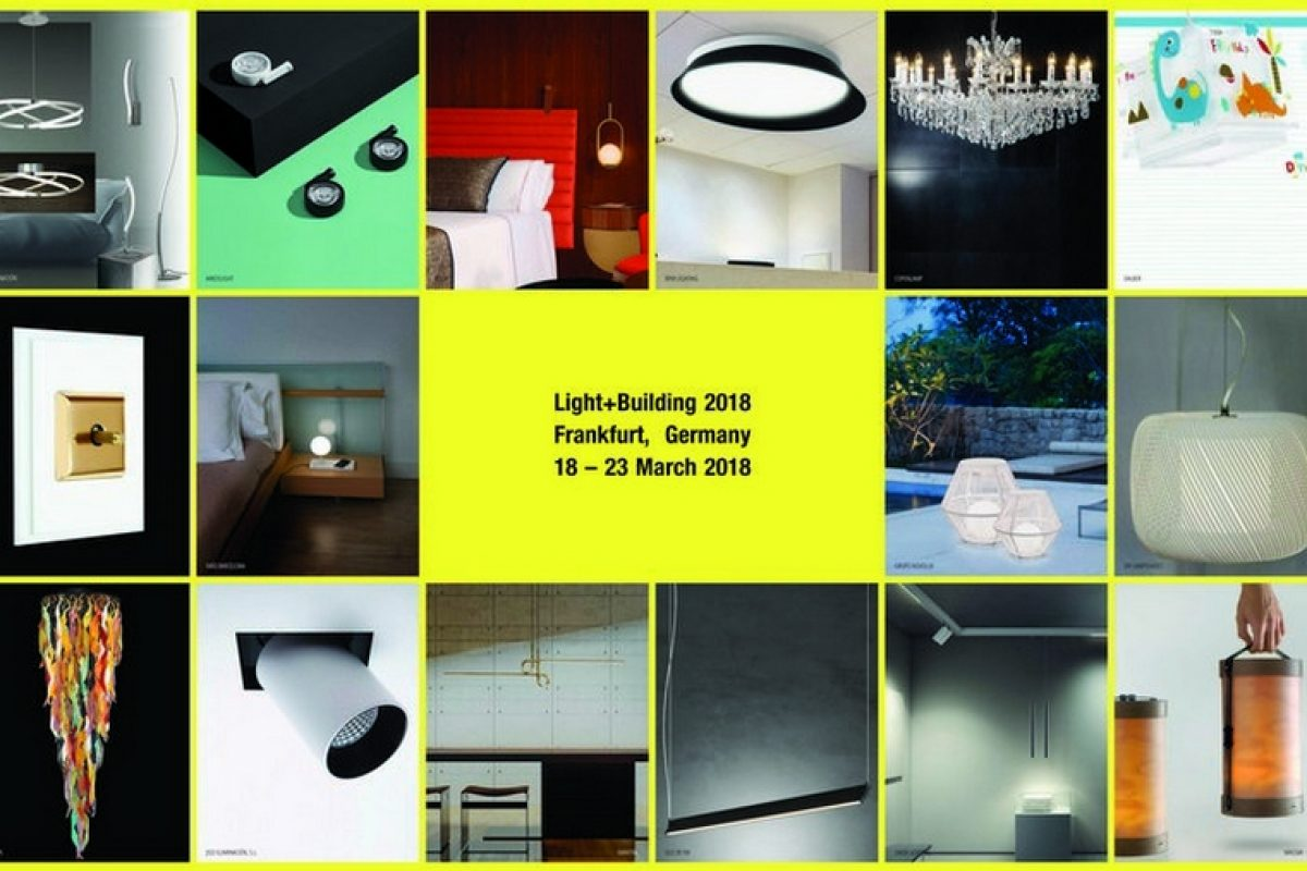 Discover the Spanish companies that, under the umbrella «Lighting From Spain», will display its novelties at Light+Building 2018
