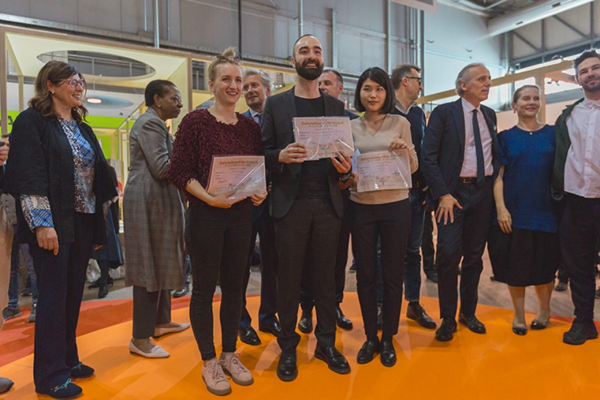 The SaloneSatellite Award 2018 of Salone Del Mobile.Milano announced the young designers chosen, the future of design