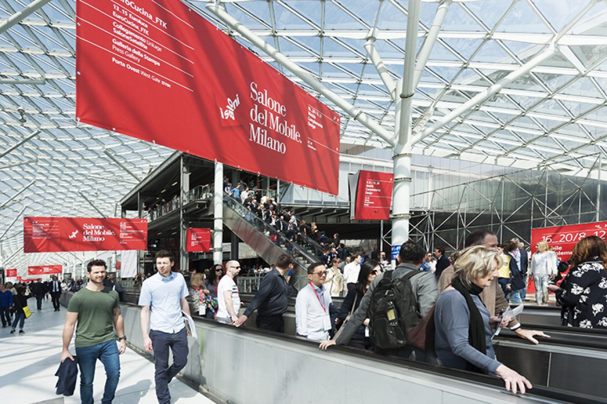 Salone del Mobile.Milano 2018 final report: huge crowds and business growth with more than 434.000 attendees and 1.841 exhibitors