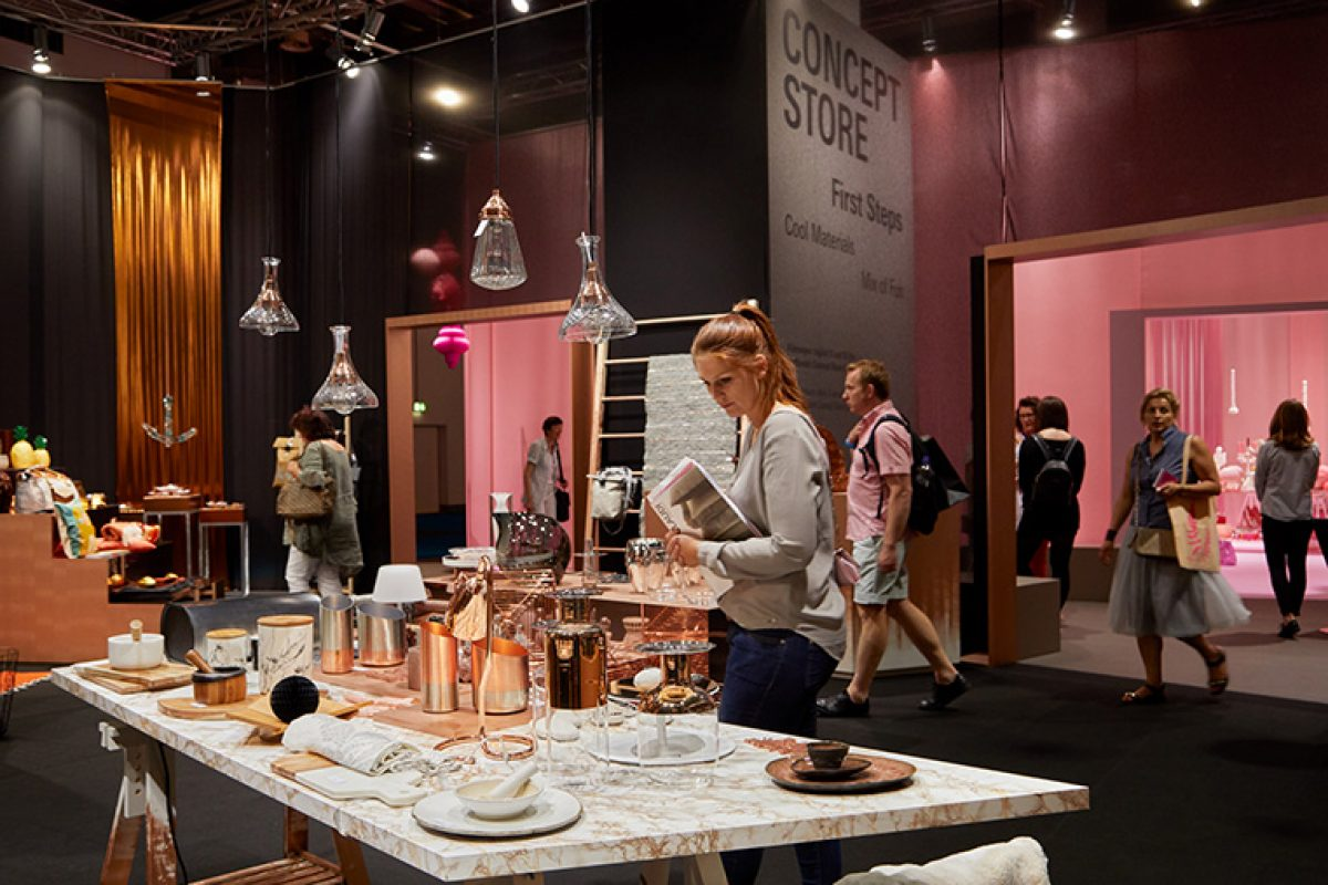 Tendence 2018: «Concept Store Inspirations» area will show step-by-step how retailers can find an unmistakable concept for their business