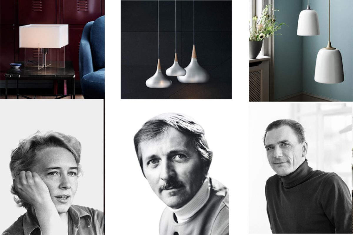 3 designers for 3 new Lightyears collections. Reinterpreting Danish design classics