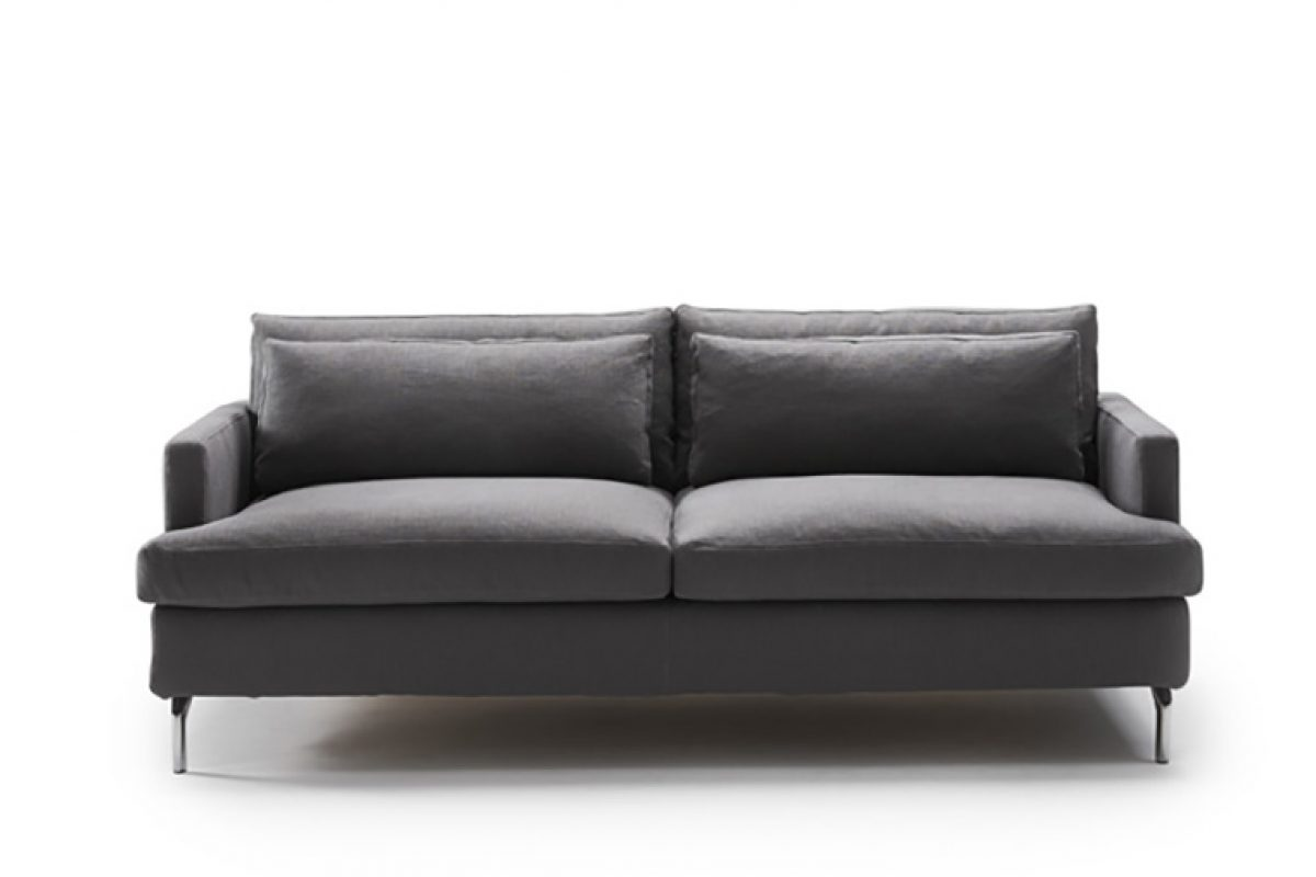 The nowadays sofa beds. Milano Bedding enhances design and comfort in the new pieces launched at #SaloneDelMobile