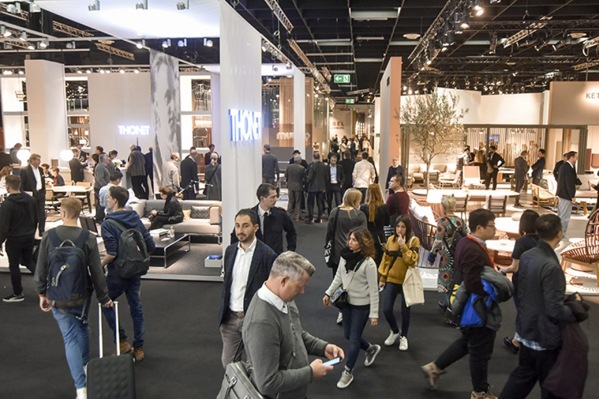 An excellent outlook for the trade fair duo imm cologne / LivingKitchen 2019 with more than 75% of the surface already reserved