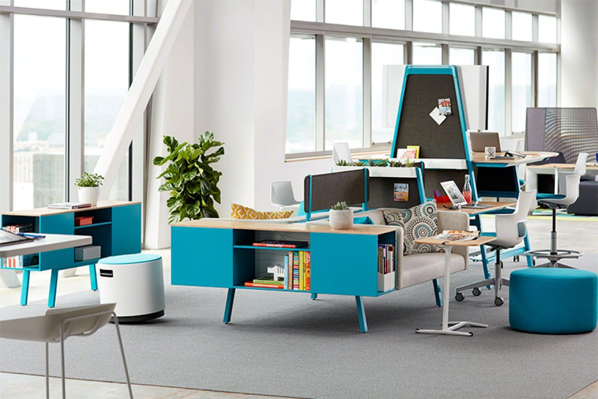 Bringing the startup culture into the office: Steelcase presents Bivi