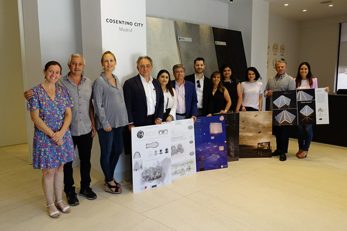 Winners announced for the 12th international student competition Cosentino Design Challenge