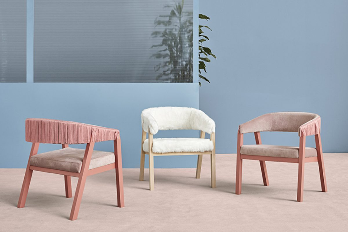 The Oslo collection of Missana grows with a simple, stylish and timeless armchair, designed by Pepe Albargues