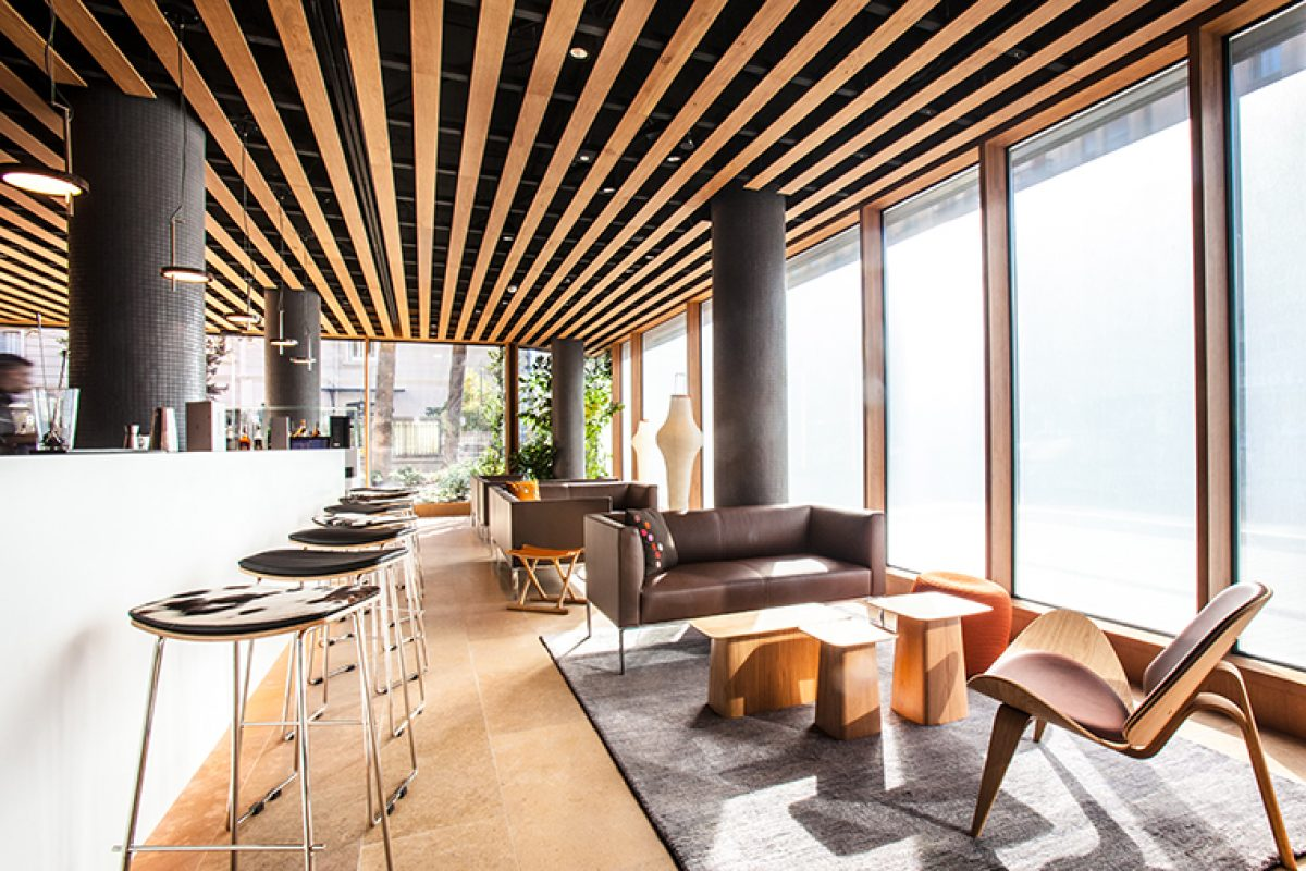 Case Studies: Ilva brings the natural touch to OD Hotel Barcelona with its wood finishing solutions
