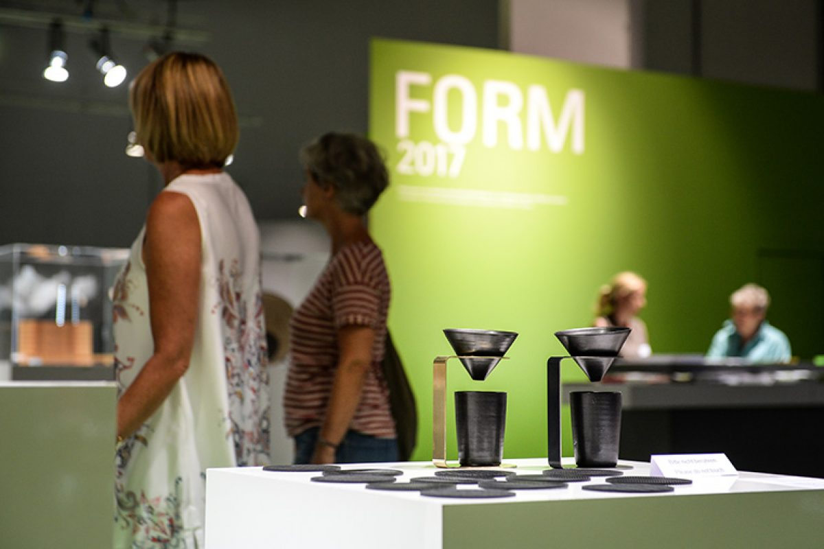 FORM 2018 at Tendence Frankfurt: the selection in craftmanship and industrial product design