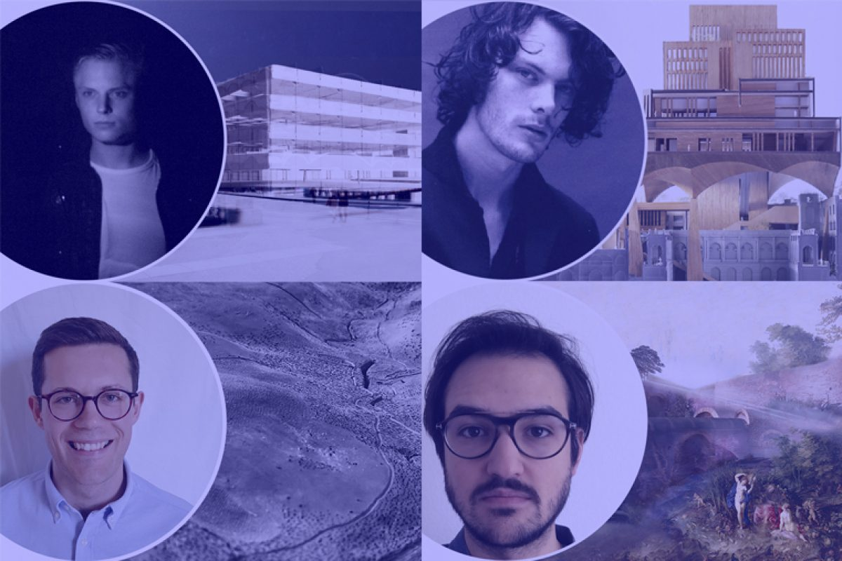 Announced the four winners to the most talented young architects, the YTAA 2018 prize