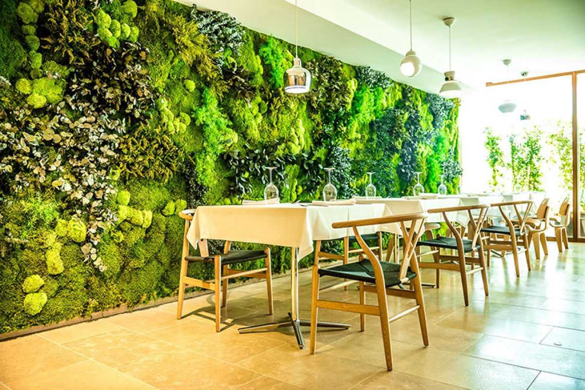 Greenarea presents at Feria Habitat its new plant decoration solutions to connect interiors with nature