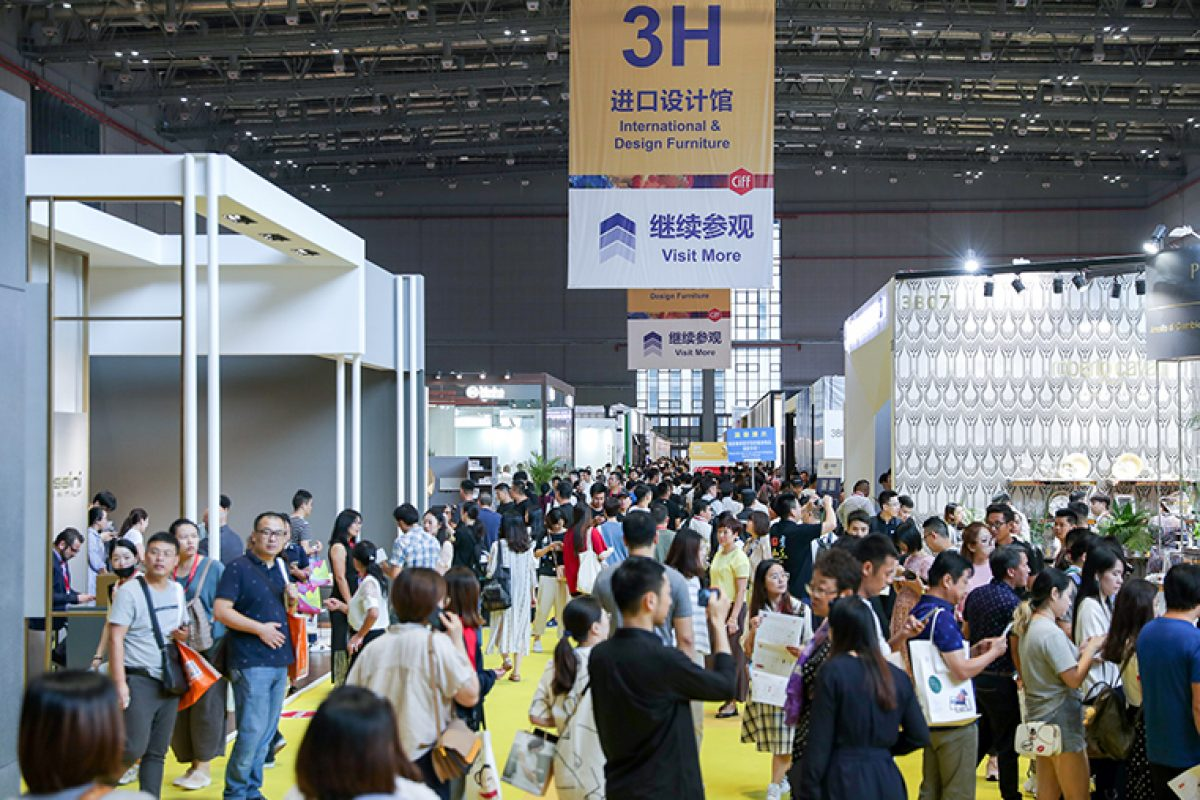 CIFF Shanghai 2018 hits an all-time high: +37% attendees and an amazing range of furnishing solutions
