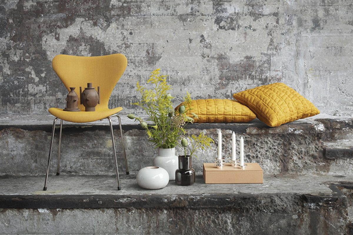The new Objects accessory collection by Fritz Hansen for the Fall-Winter 2018/19 season