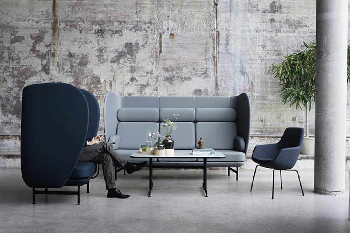 Plenum™ by Jaime Hayon for Fritz Hansen. For Collaboration, Concentration and Relaxation
