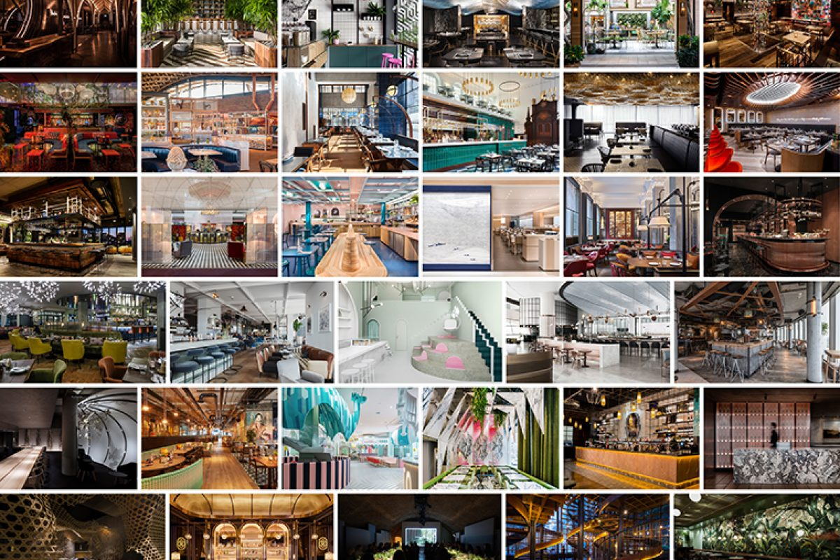 Winners Announced for the best designed restaurants and bars in the world, the Restaurant & Bar Design Awards 2018