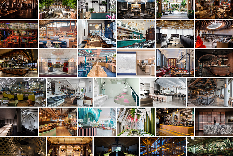 Winners Announced For The Best Designed Restaurants And