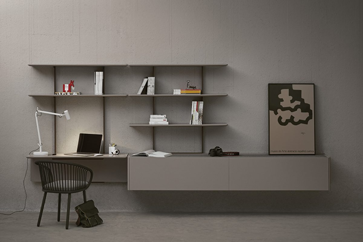 Expormim presents the Team modular desk, the versatility for work spaces designed by Mario Ruiz
