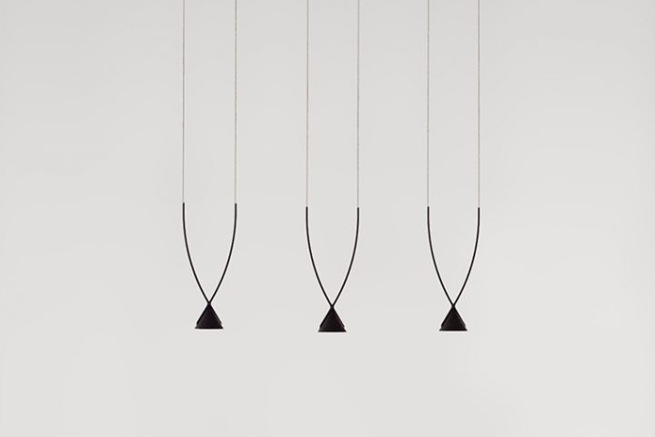 Yonoh designed the Jewel lighting for Italian company Axolight. An authentic iconic design gem