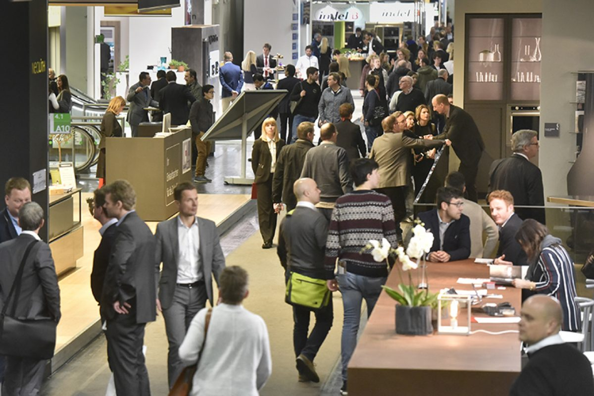 LivingKitchen 2019: the international kitchen event for international industry players