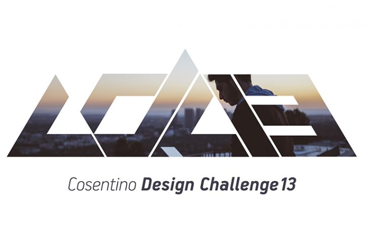 Open Call for entries for the students contest Cosentino Design Challenge 2019. Deadline June 1