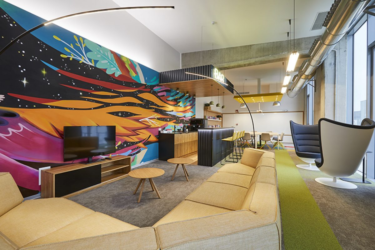 Viokox looks to the future with designer offices that enhance talent