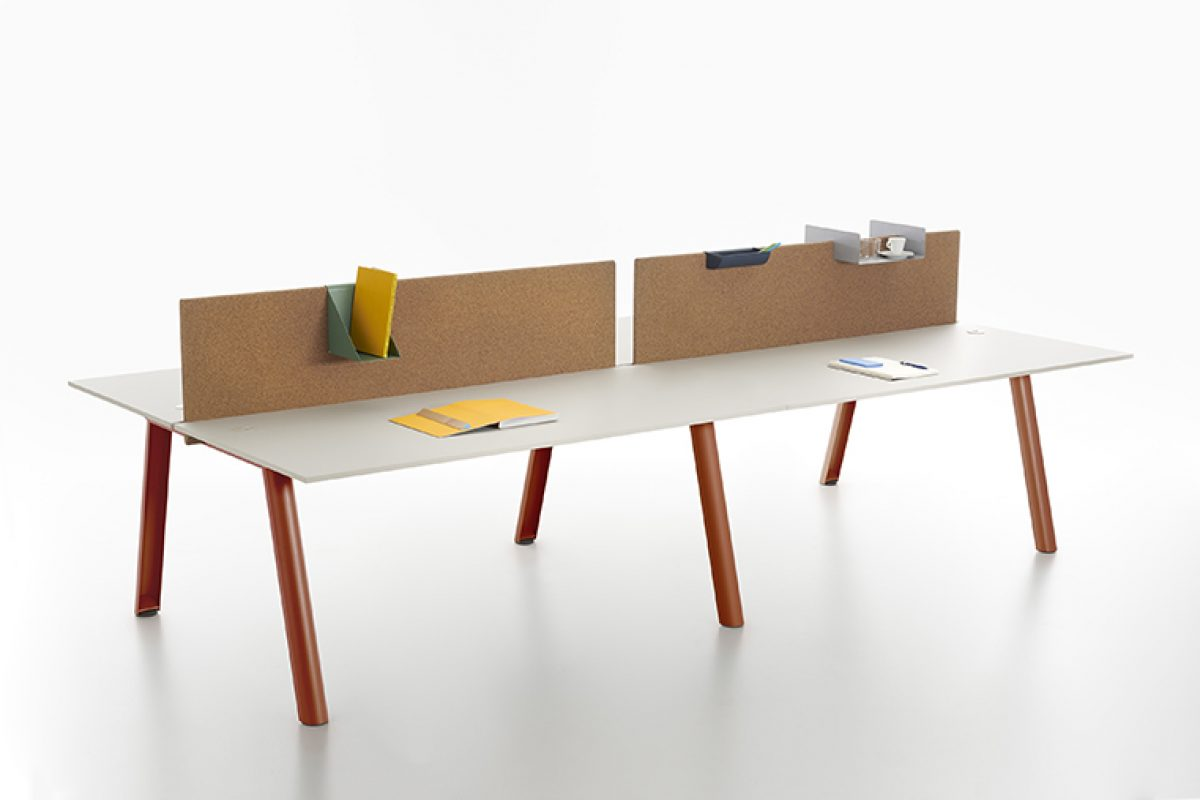 Apollo system, the new Workspace Project by Shane Schneck for Manerba