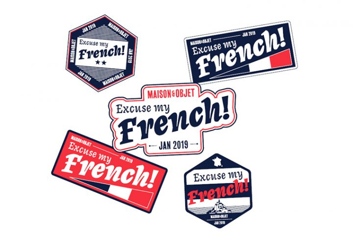 """Agence NellyRodi presents """"Excuse My French"""": the inspiration theme at Maison&Objet Paris January 2019"""